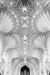 Tim Barnwell  -  Interior, Unitarian Universalist Church, Charleston, SC * / Pigment Print  -  Available in Multiple Sizes