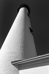Tim Barnwell  -  St. Simons Light Station, St. Simons Island, GA * / Pigment Print  -  Available in Multiple Sizes