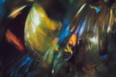 Wynn Bullock  -  Color Light Abstraction 1156, 1960-64 / Pigment Print  -  Available in multiple sizes