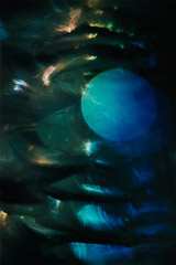Wynn Bullock  -  Color Light Abstraction 1160, 1960-64 / Pigment Print  -  Available in multiple sizes
