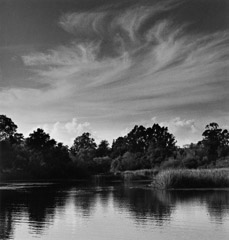 Edna Bullock  -  Pinto Lake 1987 / Pigment Print  -  available in multiple sizes