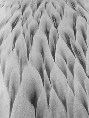 Edna Bullock  -  Sand Pattern #3 1977 / Pigment Print  -  available in multiple sizes