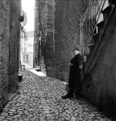 Mario DiGirolamo  -  The Sentinal, Italy, 1958 / Silver Gelatin Print  -  Available in multiple sizes