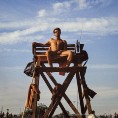 Harold Feinstein  -  Lifeguard /   -