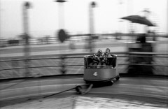 Harold Feinstein  -  Kids Ride the Whip, 1950 /   -