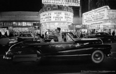 Harold Feinstein  -  Cruisin' on Saturday Night /   -  Neg_40-1957_F12