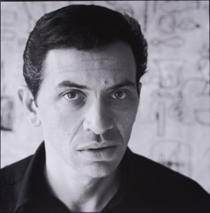 Herb Greene  -  Bill Graham / Silver Gelatin Print  -  15x15