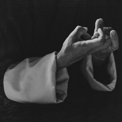 Jon Kolkin  -  Giving Hands... Giving Heart / Palladium Print  -  6