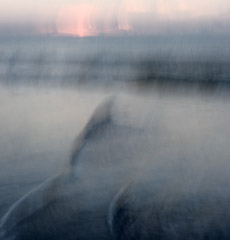 Jon Kolkin  -  Gentle Waves, 2008 / Pigment Print  -  20x20 or 24x24