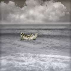 Julieanne Kost  -  Drifting / Pigment Print  -  Available in Multiple Sizes