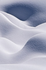 Tom Murphy  -  Snow Pillows / Color Pigment Print  -  Available in multiple sizes