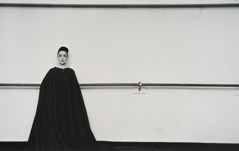 Arnold Newman  -  Martha Graham, New York City, NY, 1961 / Silver Gelatin Print  -  11 x 14
