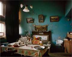 Richard Pare  -  Norkomfin Communal House / Chromogenic Print  -  24 x 30
