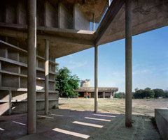 Richard Pare  -  Assembly Building, Chandigarh, Punjab, India, 1955-62, (2012) / Chromogenic Print  -  Available in Multiple Sizes