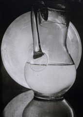 Alexander Rodchenko  -  Glass and Light, 1928 / Silver Gelatin Print  -  10 x 7