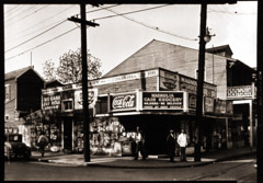 Peter Sekaer  -  Untitled (Magnolia Cash Grocery), c.1936 / Silver Gelatin Print  -  5 x 8