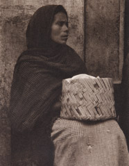 Paul Strand  -  Woman, Patzcuaro, 1933 / Photogravure  -