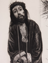 Paul Strand  -  Cristo with Thorns, Huexotla, 1933 / Photogravure  -