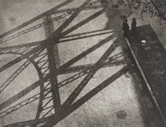 Paul Strand  -  From the Viaduct, 125th Street, 1915 / Photogravure  -  13x10