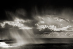 Cara Weston  -  Rain Clouds II / Pigment Print  -  Available in Multiple Sizes