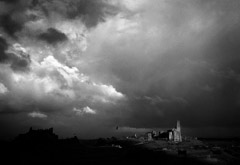 Zeng Yi  -  Old Castle, Florance Italy, 1999 / Pigment Print  -  26x38