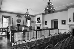 Tim Barnwell  -  2305, Courtroom interior, old Charleston County Courthouse /   -