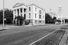 Tim Barnwell  -  2327, Fireproof Building, Charleston, SC (SC Historical Society now) /   -