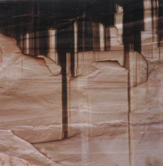 Al Weber  -  Pictograph, Canyon de Chelly, AZ /   -  11 x 11