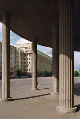 Richard Pare  -  Centrosoyuz Building, 1994 / Chromogenic Print  -  11 x 14