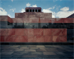 Richard Pare  -  Lenin Mausoleum, 1998 (2009) / Chromogenic Print  -  11 x 14