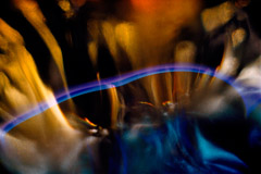 Wynn Bullock  -  Color Light Abstraction 1007, 1960-64 / Pigment Print  -  Available in multiple sizes