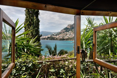 Richard Pare  -  Small Cabanon, Roquebrune-Cap-Martin, 1953, (2012) / Chromogenic Print  -  Available in Multiple Sizes