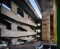 Richard Pare  -  High Court, Chandigarh, Punjab, India, 1955-62, (2012) / Chromogenic Print  -  Available in Multiple Sizes