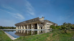 Richard Pare  -  Assembly Building, Chandigarh, Punjab, India, 1951-64, (2012) / Chromogenic Print  -  Available in Multiple Sizes
