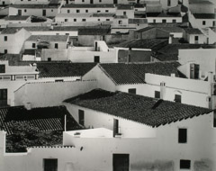 Brett Weston  -  #19 Spanish Village, Spain, 1960 / Silver Gelatin Print  -  16 x 20