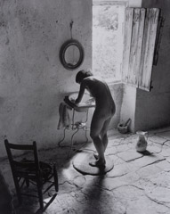 Willy Ronis  -  Le Nu Provencal Gordes, 1949 /   -  12 x 10