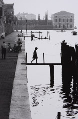 Willy Ronis  -  Venice, 1959 /   -  12 x 10