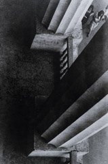 Alexander Rodchenko  -  Columns of the Museum of the Revolution, Moscow, 1926 / Silver Gelatin Print  -  10x6.25
