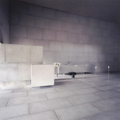 Al Weber  -  Holy Cross Chapel, Turku, Finland, 1992 /   -  10.5 x 10.5
