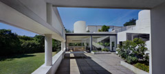 Richard Pare  -  Villa Savoye, Poissy, 1928-31, (2012) / Chromogenic Print  -  Available in Multiple Sizes