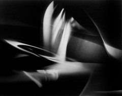 Wynn Bullock  -  Light #3, 1952 / Pigment Print  -  9x12, 11x14 or 16x20
