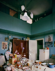 Richard Pare  -  Narkomfin Communal House / Chromogenic Print  -  available in multiple sizes