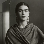 Frida Kahlo, Painter and Wife of Diego Rivera, 1931