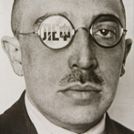 Rodchenko, The Critic, Osip Brik, 1924