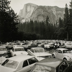Rondal Partridge, Pave It and Paint It Green, Yosemite National Park, 1960's