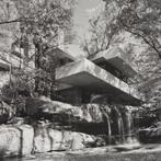 Ezra Stoller, Falling Water (Frank Lloyd Wright), 1963