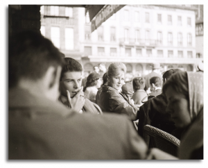 American Bar, Strasbourg, 1960