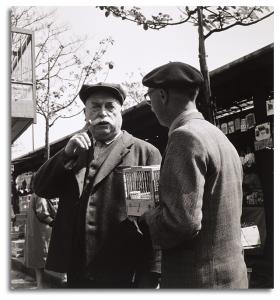 The Marche' Aux Oiseaux, Paris, 1960