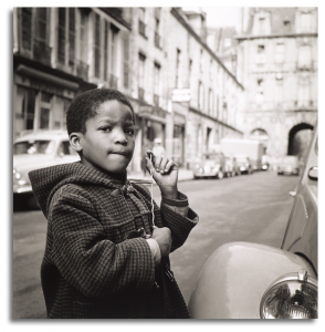 Child, Near Place des Vosges, Paris, 1961