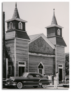 Baptist Church, Augusta, Georgia, 1954